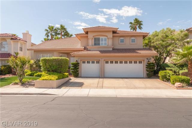 2467 Ping, Henderson, NV 89074 (MLS #2093908) :: The Snyder Group at Keller Williams Marketplace One