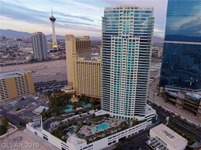 2700 Las Vegas #1105, Las Vegas, NV 89109 (MLS #2093935) :: The Snyder Group at Keller Williams Marketplace One