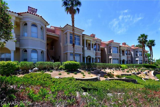 25 Strada Di Circolo #25, Henderson, NV 89011 (MLS #2094190) :: Signature Real Estate Group