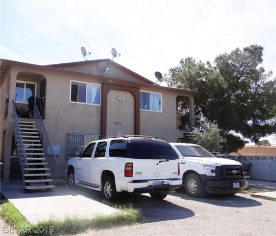 2420 Ellis, North Las Vegas, NV 89030 (MLS #2094228) :: Vestuto Realty Group