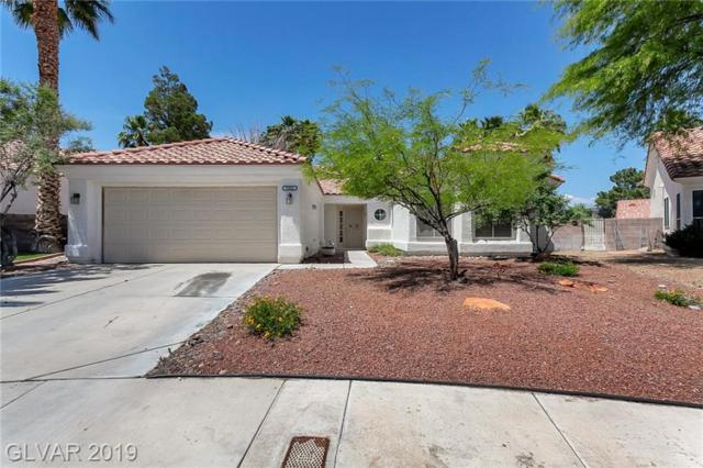 5804 Cantada, Las Vegas, NV 89130 (MLS #2094323) :: The Snyder Group at Keller Williams Marketplace One