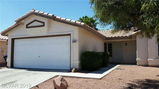 5235 Ferrell Mountain, North Las Vegas, NV 89031 (MLS #2094364) :: The Snyder Group at Keller Williams Marketplace One