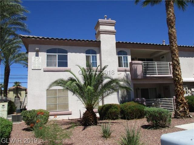 4555 Sahara #185, Las Vegas, NV 89121 (MLS #2094366) :: Trish Nash Team