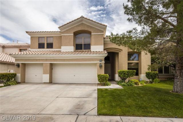 126 Chateau Whistler, Las Vegas, NV 89148 (MLS #2094419) :: The Snyder Group at Keller Williams Marketplace One