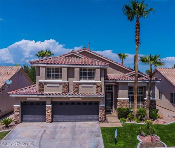3076 Paseo Mountain, Las Vegas, NV 89052 (MLS #2094509) :: The Snyder Group at Keller Williams Marketplace One