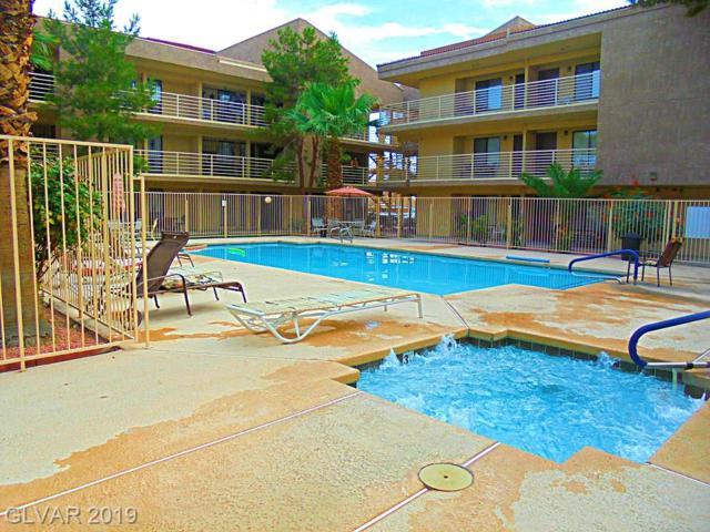 2221 W Bonanza #16, Las Vegas, NV 89106 (MLS #2094570) :: The Snyder Group at Keller Williams Marketplace One