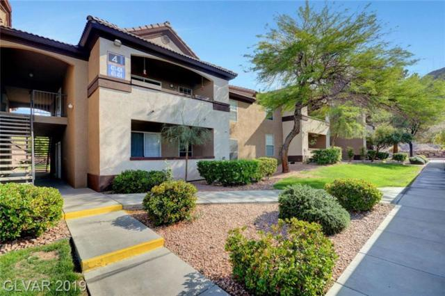 231 Horizon Ridge #414, Henderson, NV 89012 (MLS #2094727) :: Vestuto Realty Group
