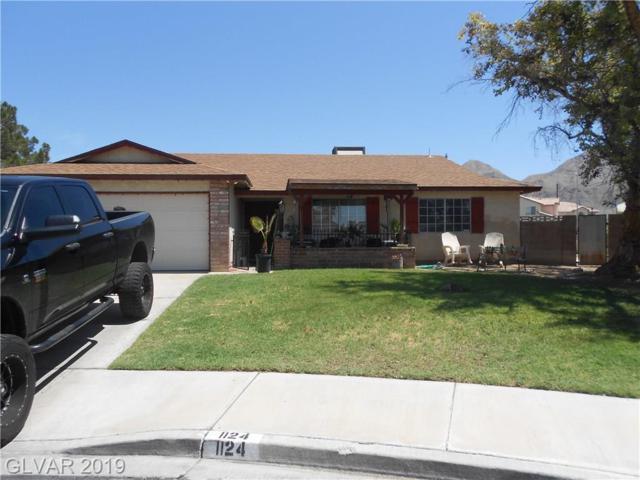 1124 Palmerston, Las Vegas, NV 89110 (MLS #2094850) :: Signature Real Estate Group