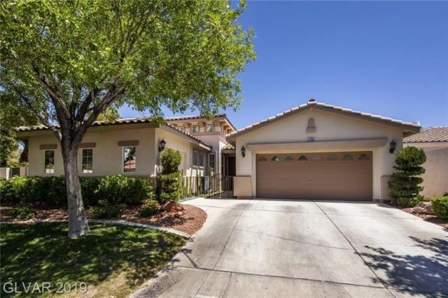 1100 Via Appianna, Henderson, NV 89052 (MLS #2094859) :: The Snyder Group at Keller Williams Marketplace One