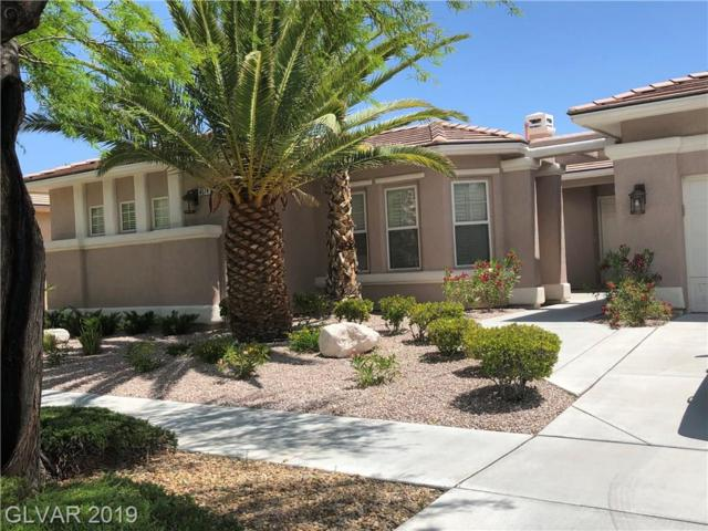 4574 Fiore Bella, Las Vegas, NV 89135 (MLS #2095013) :: The Snyder Group at Keller Williams Marketplace One
