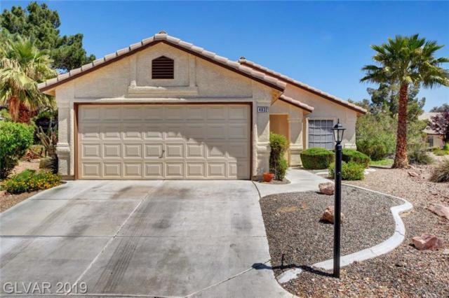 4832 Lawnwood, Las Vegas, NV 89130 (MLS #2095246) :: The Snyder Group at Keller Williams Marketplace One