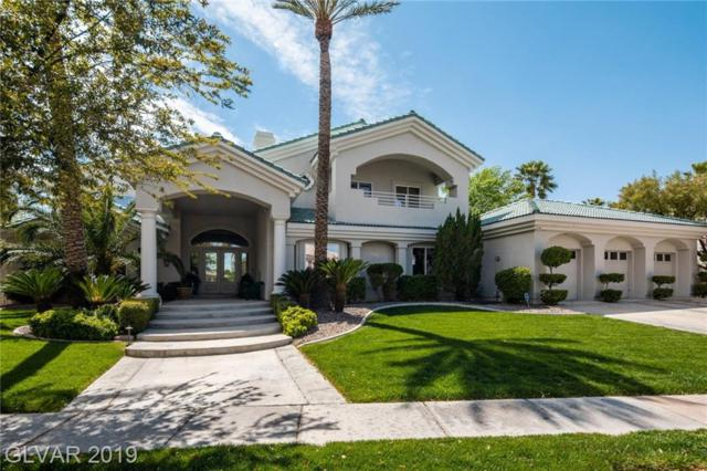 2025 Troon, Henderson, NV 89074 (MLS #2095293) :: The Snyder Group at Keller Williams Marketplace One