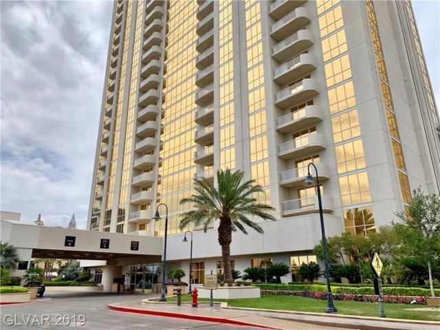 145 E Harmon #617, Las Vegas, NV 89109 (MLS #2095361) :: The Snyder Group at Keller Williams Marketplace One