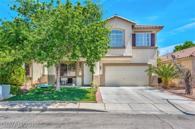 5364 Polo Grounds, Las Vegas, NV 89148 (MLS #2095389) :: Signature Real Estate Group