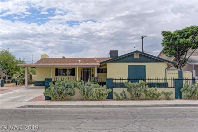 4001 Esmeralda, Las Vegas, NV 89102 (MLS #2095400) :: The Snyder Group at Keller Williams Marketplace One