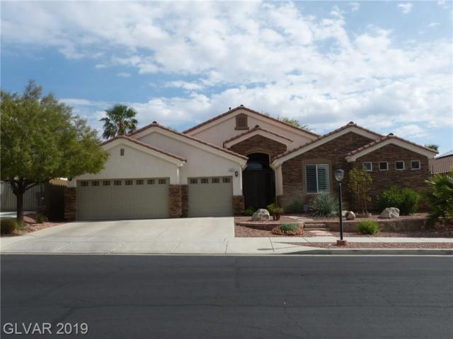 1621 Cowboy Chaps, Henderson, NV 89002 (MLS #2095485) :: Signature Real Estate Group