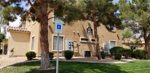2051 Hussium Hills #202, Las Vegas, NV 89108 (MLS #2095788) :: Signature Real Estate Group