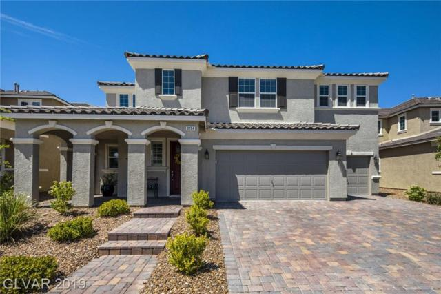 3154 Abetone, Henderson, NV 89044 (MLS #2095792) :: Trish Nash Team