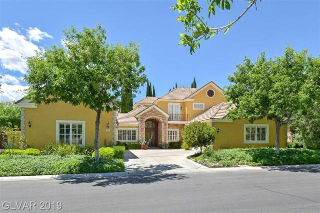 805 Lone Tree, Las Vegas, NV 89145 (MLS #2095814) :: The Snyder Group at Keller Williams Marketplace One