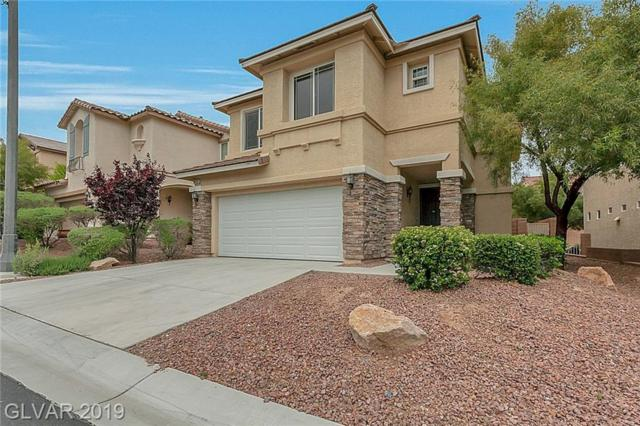 10636 Tray Mountain, Las Vegas, NV 89166 (MLS #2095946) :: The Snyder Group at Keller Williams Marketplace One