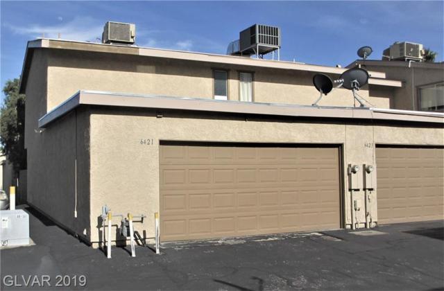 6421 Big Pine, Las Vegas, NV 89108 (MLS #2096010) :: Signature Real Estate Group