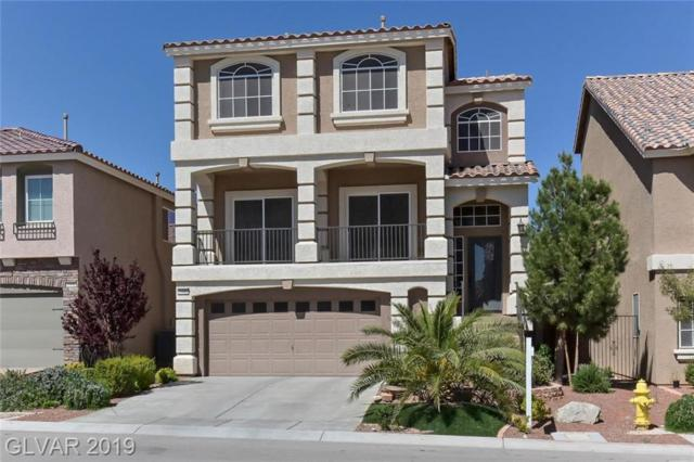 5980 Pillar Rock, Las Vegas, NV 89139 (MLS #2096039) :: Vestuto Realty Group