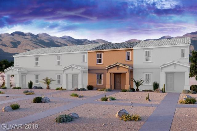 5178 Steep Cliffs Lot 493, Las Vegas, NV 89115 (MLS #2096066) :: The Snyder Group at Keller Williams Marketplace One