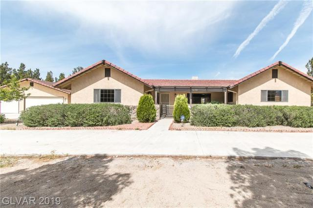 1610 S Red Rock, Pahrump, NV 89048 (MLS #2096108) :: ERA Brokers Consolidated / Sherman Group