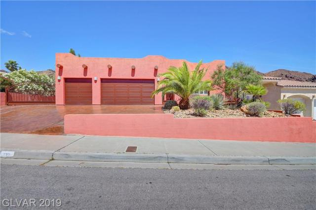 732 Marina, Boulder City, NV 89005 (MLS #2096153) :: Trish Nash Team