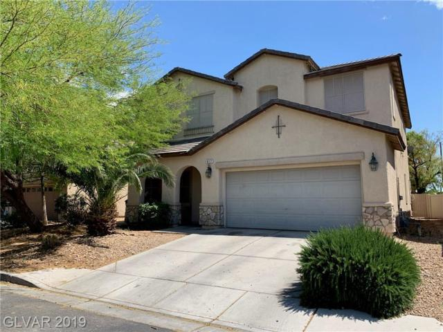 617 Agate Ridge, North Las Vegas, NV 89081 (MLS #2096320) :: The Snyder Group at Keller Williams Marketplace One