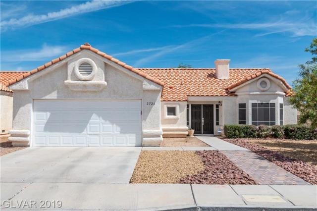 2726 Pinewood, Henderson, NV 89074 (MLS #2096333) :: The Snyder Group at Keller Williams Marketplace One