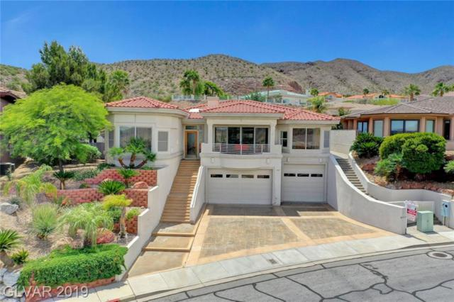 207 Red Rock, Boulder City, NV 89005 (MLS #2096353) :: Signature Real Estate Group