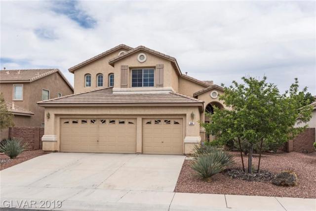 284 Bouret, Henderson, NV 89012 (MLS #2096396) :: Signature Real Estate Group
