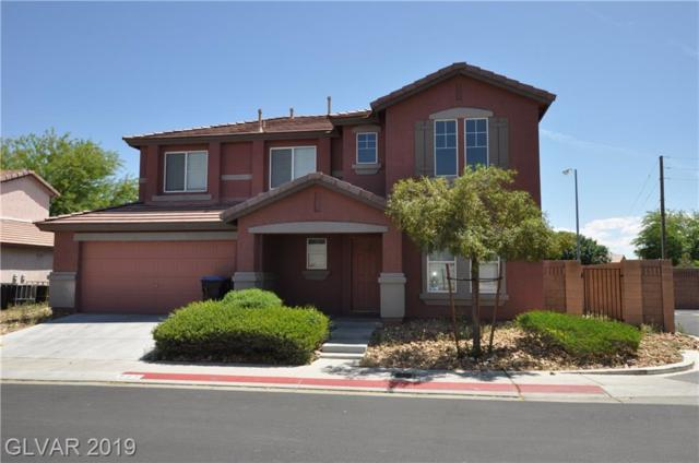 605 Sonoran Heights, North Las Vegas, NV 89081 (MLS #2096525) :: The Snyder Group at Keller Williams Marketplace One