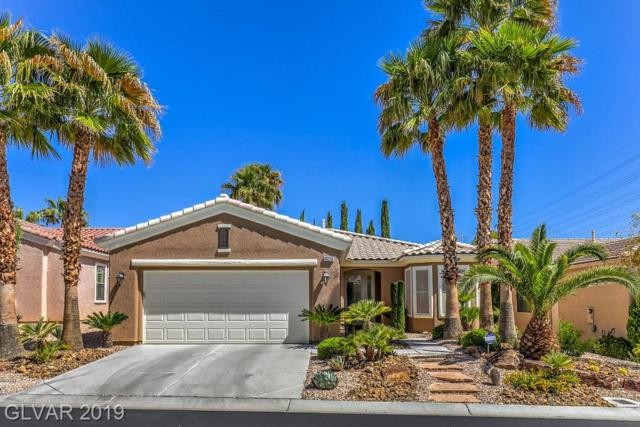 10226 Rio De Thule, Las Vegas, NV 89135 (MLS #2096607) :: The Snyder Group at Keller Williams Marketplace One