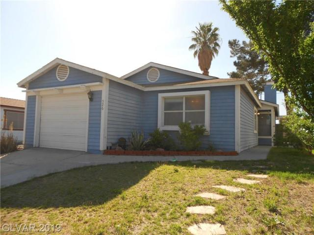 526 Grimsby, Henderson, NV 89014 (MLS #2096702) :: The Snyder Group at Keller Williams Marketplace One
