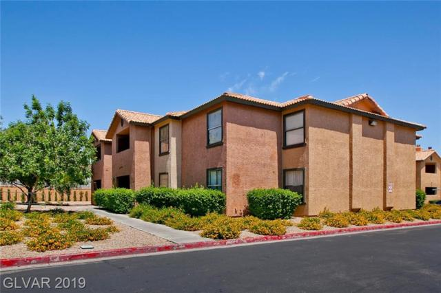 2451 Rainbow #1126, Las Vegas, NV 89108 (MLS #2096706) :: The Snyder Group at Keller Williams Marketplace One