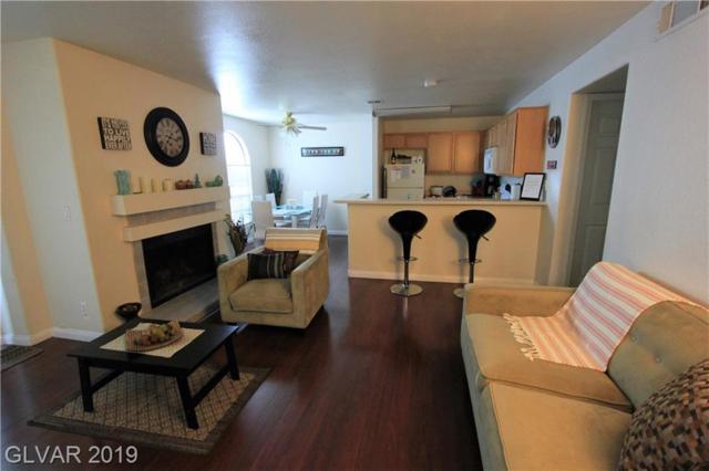 2964 Juniper Hills #203, Las Vegas, NV 89142 (MLS #2096743) :: The Snyder Group at Keller Williams Marketplace One