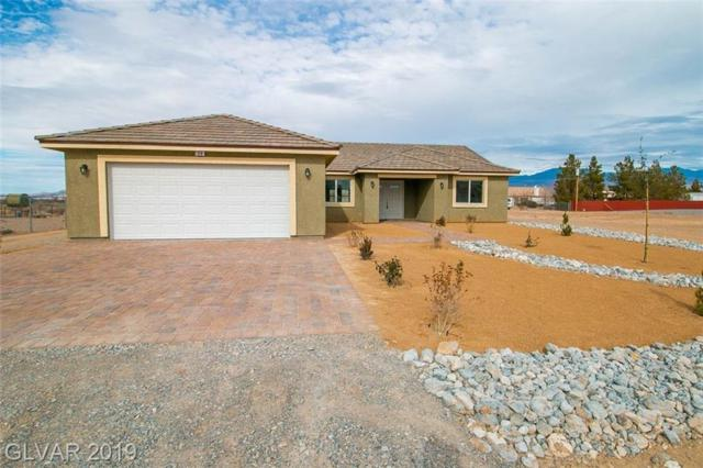 2451 S Turtle, Pahrump, NV 89048 (MLS #2096775) :: ERA Brokers Consolidated / Sherman Group