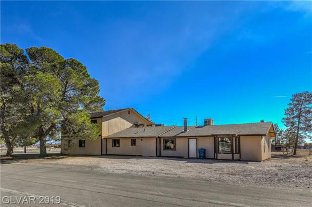 7051 N Decatur, Las Vegas, NV 89131 (MLS #2096820) :: The Snyder Group at Keller Williams Marketplace One