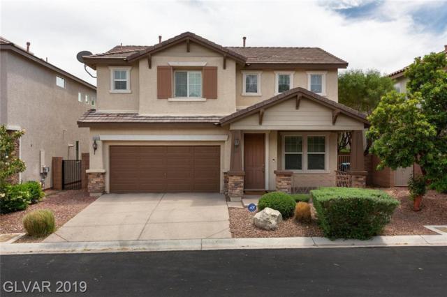 10509 Galleon Peak, Las Vegas, NV 89166 (MLS #2096821) :: Signature Real Estate Group