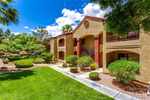 950 Seven Hills #2621, Henderson, NV 89052 (MLS #2096871) :: The Snyder Group at Keller Williams Marketplace One