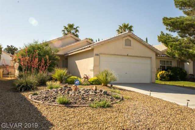 5465 Green Palms, Las Vegas, NV 89130 (MLS #2096874) :: Trish Nash Team