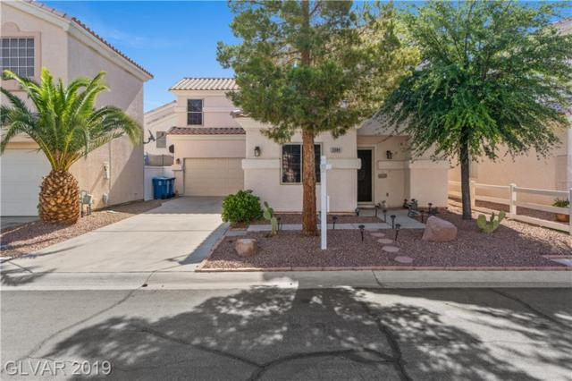 5984 Crumbling Ridge, Henderson, NV 89011 (MLS #2096911) :: The Snyder Group at Keller Williams Marketplace One