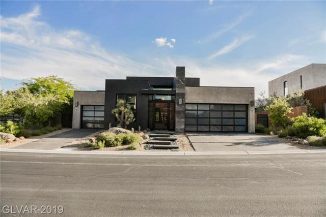 35 Sun Glow, Las Vegas, NV 89135 (MLS #2096949) :: The Snyder Group at Keller Williams Marketplace One
