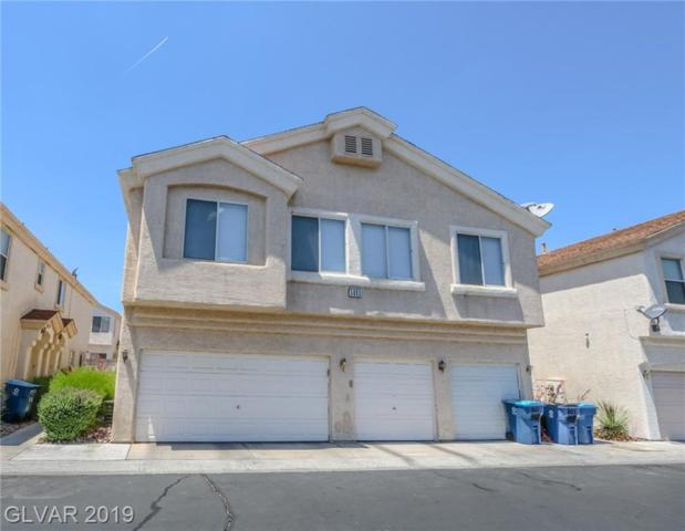5985 High Steed #101, Henderson, NV 89015 (MLS #2097003) :: The Snyder Group at Keller Williams Marketplace One