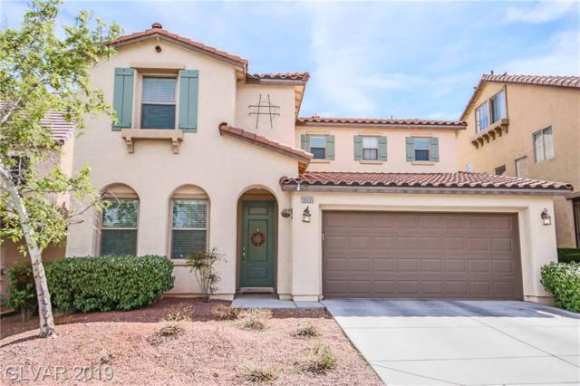 10335 Settlers Run, Las Vegas, NV 89166 (MLS #2097091) :: Signature Real Estate Group