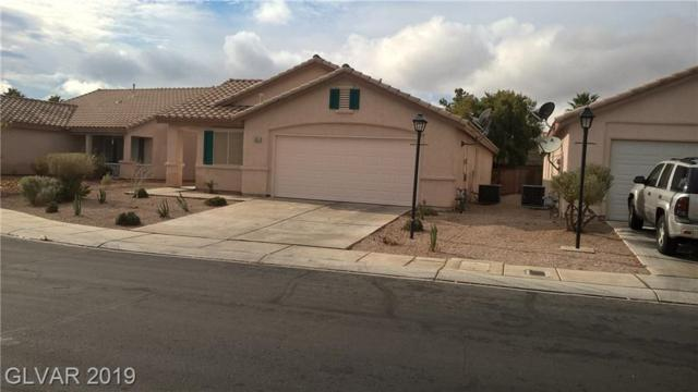 5005 Paradise Harbor, North Las Vegas, NV 89031 (MLS #2097094) :: Vestuto Realty Group