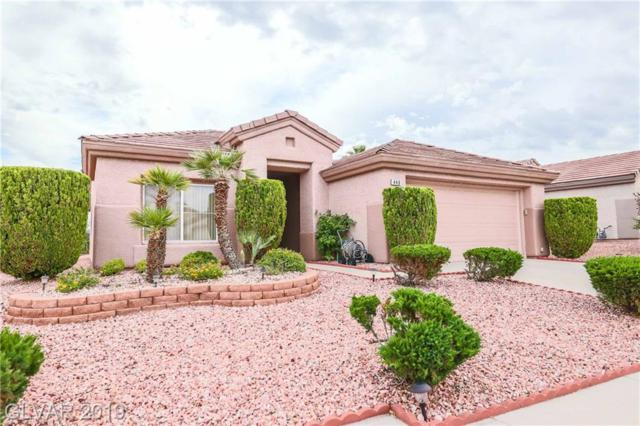 440 Fountain Grove, Henderson, NV 89012 (MLS #2097095) :: The Snyder Group at Keller Williams Marketplace One