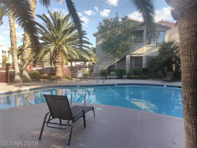 4955 Lindell #215, Las Vegas, NV 89118 (MLS #2097137) :: Signature Real Estate Group